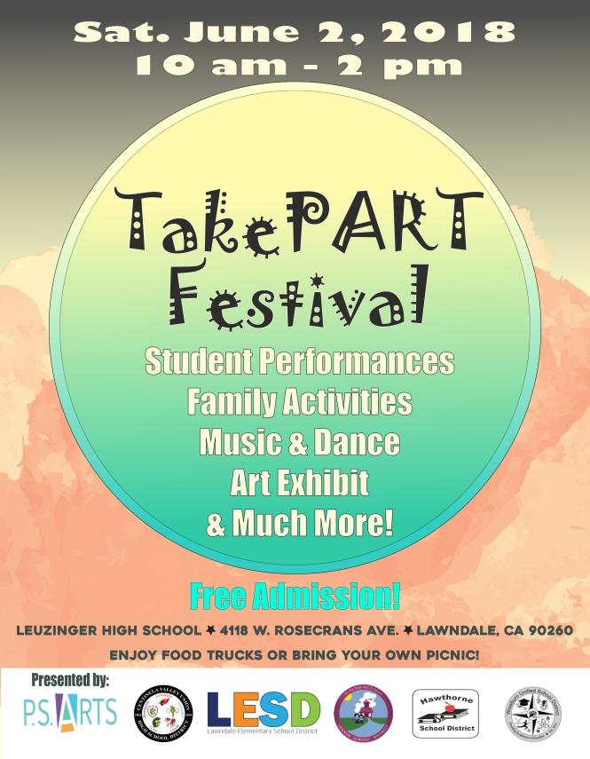 take part festival Final